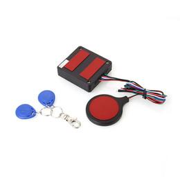 Alarm Engine UK - Car Auto Button RFID Burglar Security Entry Immobilizer Anti-Theft Engine Alarm