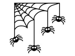 Wall Sticker Films UK - Car styling for Spiders web corner wall, window decal vinyl sticker Home Shop Window
