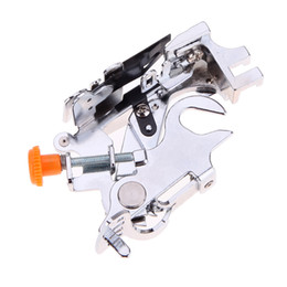 Wholesale foot sewing machine for sale - Group buy Sewing Machine Presser Foot Feet Ruffler Presser Foot Feet ruffler foot presser Sewing Accessories For Brother Singer Janom