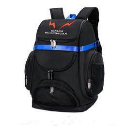 476709ee0ff Brand Laptop Backpack Men's Travel Bags 2018 Multifunction Rucksack  Waterproof Oxford Black Computer Backpacks For Teenager