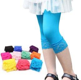 Cute toddler tights online shopping - Velvet Lace Tights Thin Toddler Summer Leggings Socks Kids Candy Color Legging socks Girls Cute Dress Socks