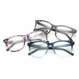 3ae0a8e3c58 Unisex Tide Optical Clear Lens Glasses Women Round Frame Eyewear Eyeglasses  Plain Optical Glasses Men Lunette De Soleil Femme