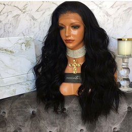 $enCountryForm.capitalKeyWord Canada - Brazilian Body Wave Human Hair Wigs Full Lace Human Hair Wigs for Black Women Glueless Full Lace Wigs With Baby Hair