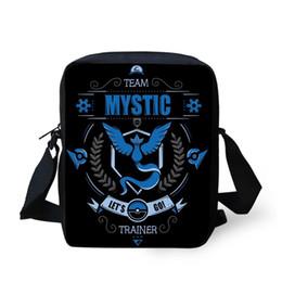 0edbb91ef65 Anime Go Mini Messenger Bag Pokeball Children School Bags Boys Girls Cross  Bags Pikachu Shoulder Bag Kids Schoolbags