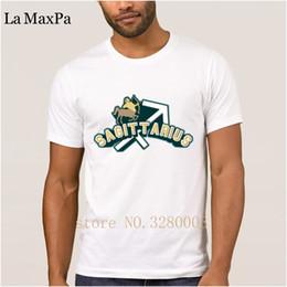 $enCountryForm.capitalKeyWord NZ - La Maxpa Character Building t shirt for men zodiac sign sagittarius t-shirt men Spring Outfit tee shirt cotton simple Cute
