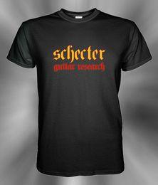 Vente en gros NOUVEAU Schecter Guitar Research T-SHIRTS FEMME S-5XL