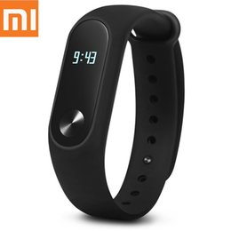 $enCountryForm.capitalKeyWord UK - Original Xiaomi Mi Band 2 Smart Watch with Bluetooth 4.0 Sport Watch Heart Rate Touch Screen Android 4.4 Smartwatch
