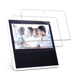 $enCountryForm.capitalKeyWord NZ - 9H HD Clear Premium Tempered Glass Screen Protectors film for Amazon Echo Show Spot iPhone XS