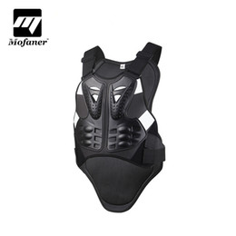 Discount protection strips - Mofaner Motocross Racing Jacket For Armor Motorcycle Off-Road Racing For Armor Riding Body Protection With A Reflecting