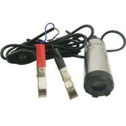 $enCountryForm.capitalKeyWord UK - Oil Car Camping Submersible Pump Oil Pump 12V Electric Diesel Transfer Pump 5CM Diameter