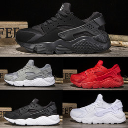 Boost 12 online shopping - 2018 New Air Huarache Running Shoes For Men Women Sneakers Sport Huaraches Ultra Shoes Trainers Boost Size US