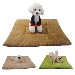China Moing--OxGord Self Warming Pet Bed Cushion Pad Dog Cat Cage Kennel Crate Soft Cozy Mat suppliers