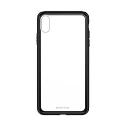 glasses case material NZ - Baseus For iPhone XS XR Case Clear TPU Material See-through Glass Protective Series For Iphone XS MAX