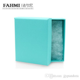 $enCountryForm.capitalKeyWord Australia - FAHMI Charm Original Classic Jewelry Beautiful Protective Box Fashion Simple Gift Anniversary Jewelry Box Fresh Charming.