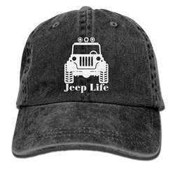 3acd493633b Jeep Life Polo Style Classic Baseball Dad Hat For Women and Men