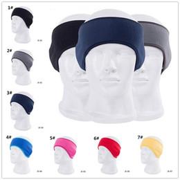 Muffs de orelha de inverno Headband unisex ouvido mais quente polar velo Faixa de cabelo esquilo orelha mais quente ao ar livre R192