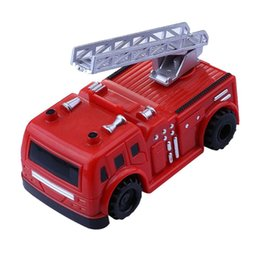 2018 toy buses for children Magic Mini Pen Inductive Toy Car Truck Tank Bus Follow Any Drawn Line Battery Included For Pre-school Learning and Child