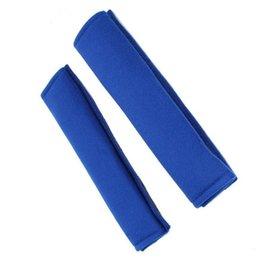 2 PCS Car-Styling Автомобильная безопасность Чехол на ремне безопасности Плечевые подушки Плечевые подушки Накладки на подушки Гоночные автомобильные аксессуары для всех автомобилей
