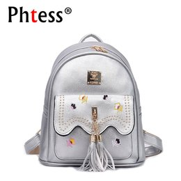 394aaf10907d Teen Backpacks Canada - 2018 Cute Leather Backpacks For Teenage Girls  School Bags For Teens Mochila