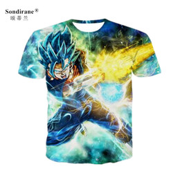 $enCountryForm.capitalKeyWord Australia - Dragon Ball Z Kid Goku 3D Print T Shirts Fashion Women Men Short Sleeve Tee Shirt Summer Hip HopTops Clothing Plus 7XL