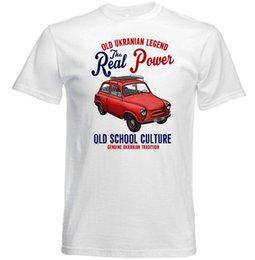 $enCountryForm.capitalKeyWord NZ - VINTAGE UKRANIAN CAR ZAZ 965A - NEW COTTON T-SHIRT colour jurney Print t shirt