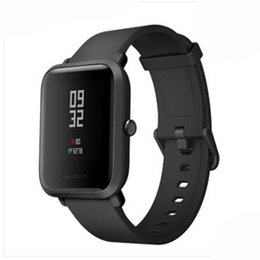 Chinese  New Amazfit Bip Smart Watch GPS Smartwatch Pace Lite 4.0 Heart Rate IP68 Wearable waterproof Smart Watch manufacturers