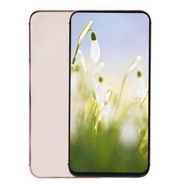 Bit Bar online shopping - 4GB GB GB Goophone XS Max V8 Clone G LTE Face ID Bit Quad Core MTK6739 Android Wireless Charging GPS WiFi MP Camera Smartphone