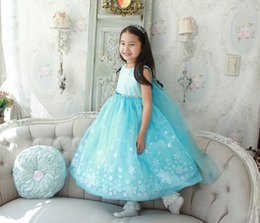 Organza Cosplay Dress NZ - Summer girls dresses princess dress sleeveless lace tuttu tulle sequin skirt skirts with fit for birthday party cosplay clothes