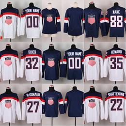 a3eefb4df 2014 SOCHI Winter Olympics Team USA Phil Kessel Max Pacioretty Joe Pavelski  T.J. OSHIE Ryan McDonagh Hockey Jerseys For Men Women Youth