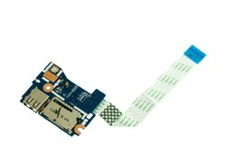 Vga Acer UK - For ACER E15 ES1-511 switch power bottom USB SD READER board Z5W1M LS-B471P