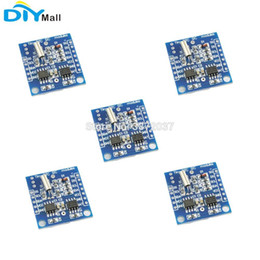Module Pic Australia - 5pcs lot I2C RTC DS1307 AT24C32 Real Time Clock Module without battery for Arduino AVR ARM PIC SMD