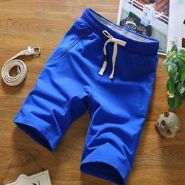 $enCountryForm.capitalKeyWord Australia - Fashion-pop Sale Nice Fashion Comfortable Shorts Men Beach Trousers Loose Short Style Casual Solid Trousers Men Clothes