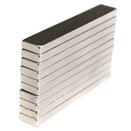 Magnet cuboid online shopping - 5pcs N50 Super Strong Block Cuboid Magnets x10x4 mm Rare Earth Neodymium Magnets