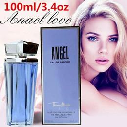 2019 Новый парфюм для парфюмерной моды для женщин с длинным рукавом с длинным рукавом 100ml / 3.4fl.oz