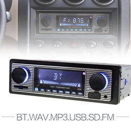 $enCountryForm.capitalKeyWord Canada - Audio Car MP3 Player 12V Bluetooth Auto Car Radio 1DIN Stereo Audio MP3 Player FM Radio Receiver Support Aux Input SD