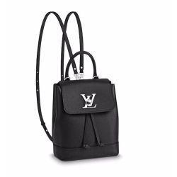 Heart sHape straw online shopping - M54573 Lockme Backpack Mini Handbag Satchel Purse Bag Backpack Duffle Bags Lifestyle Luggage