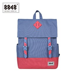 8848 Brand Women Backpacks Preppy Style New Fashion Style 15.6 Inch  Computer Backpack Soft Back Big Capacity Casual 173-002-012 68acd1277cb2f
