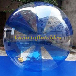 $enCountryForm.capitalKeyWord NZ - Water Zorb Ball TPU Long Lifespan Hamster Water Walking Balls Inflatable Pool Games 5ft 7ft 8ft 10ft Free Delivery