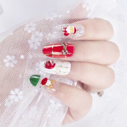 Discount 3d Christmas Decoration Nail Art 3d Christmas Decoration