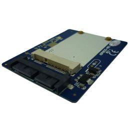 $enCountryForm.capitalKeyWord UK - 1.8 inch Micro SATA to mSATA Adapter mSATA to 16pin Micro SATA Converter card