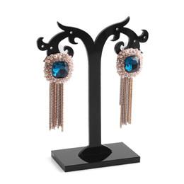 $enCountryForm.capitalKeyWord NZ - New Style 1 Set Tree Shaped Jewelry Display Stand Holder Fashion Acrylic Earring Jewelry Packaging & Display