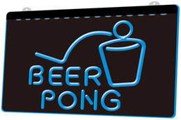 $enCountryForm.capitalKeyWord Canada - LS1075-b-Beer-Pong-Bar-Pub-Club-Game-NEW-Light-Sign.jpg Decor Free Shipping Dropshipping Wholesale 8 colors to choose