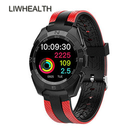speakers rates UK - Luxury Color Smart Watch Phone MIC Speaker Call Music Heart Rate Smartwatch Offline For IOS Moto 9.9mm Thin