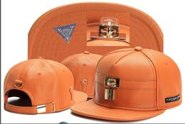 Discount high quality man ball cap - 2018 Swag brand Cayler Sons brown Leather Snapback caps hip hop sport baseball hat for men women bones snapbacks gorras
