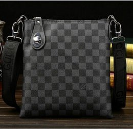 $enCountryForm.capitalKeyWord Canada - High Quality Fashion women's leather Handbag Double Flap Shoulder Bags Quilted Chain totes bag purse wallet free shipping handbags purse 18