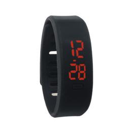 $enCountryForm.capitalKeyWord UK - New Relojes Mujer Mens Womens Rubber LED Watch Date Outdoors Sports Bracelet Digital Wrist Watch Wholesale Pres #200717