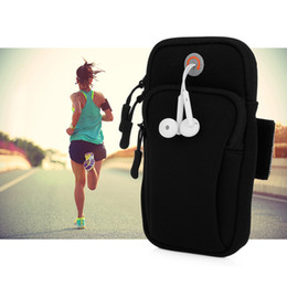 Outlife Gym Fitness Phone Outdoor Running Pouch Arm Band Bag can be used as  a wrist bag 0f20e3c0a6879