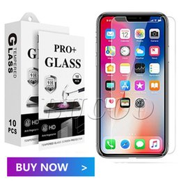 $enCountryForm.capitalKeyWord Australia - For iPhone XS MAX XR 8plus Tempered Glass Screen Protector For Samsung A6 A8 J8 2018 Huawei P20 Pro Edition Film 0.26mm 2.5D 9H Anti-shatter