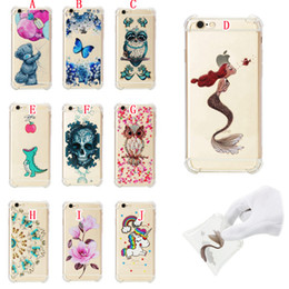 $enCountryForm.capitalKeyWord Canada - Shockproof Case For Iphone X 8 7 6 6S Plus 5 5S SE Huawei P8 Lite 2017 P9 P10 P20 mate10 Y3 II 2017 Y5 Enjoy 7S Honor 5A Unicorn Owl Cover