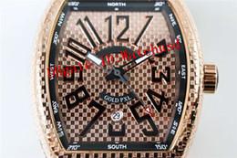 $enCountryForm.capitalKeyWord NZ - Luxury Brand VANGUARD V45 ETA2824 Automatic Movement Sapphire Crystal Rose Gold PVD coating 316L Steel Case Silicone Strap Men Watch
